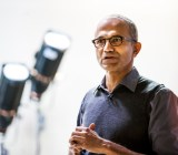 Satya Nadella, Microsoft's chief executive.