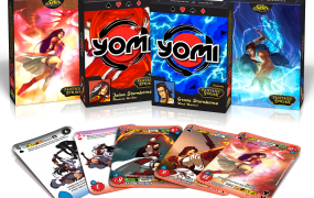 Yomi deck boxes