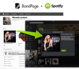 Bandpage Spotify