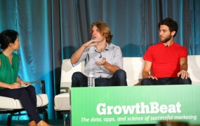 Eva Ho of Susa Ventures, Barron Ernst of One Kings Lane, Noah Jessop of CommandIQ