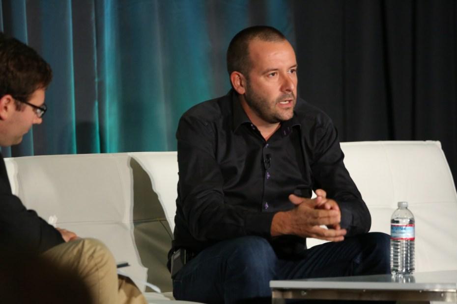 Ian Scherr of CNET, Nicolas Draca of LinkedIn