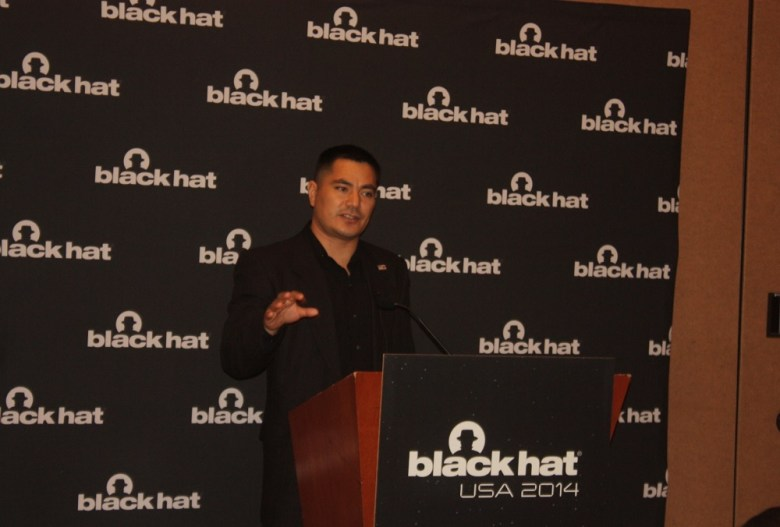 Billy Rios of Qualys at Black Hat