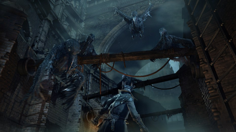 Bloodborne is one of the biggest games on the show floor at PlayStation Experience.