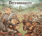 Decromancer might be the most distinct collectible card game around.