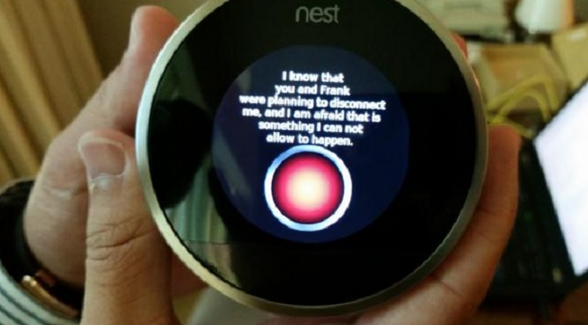 Google Nest hacked