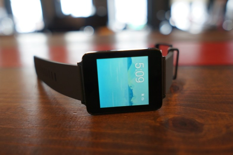 LG G Watch review 8
