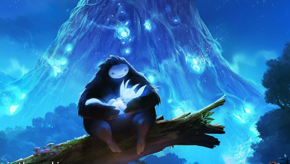 Ori and the Blind Forest, a Unity game.