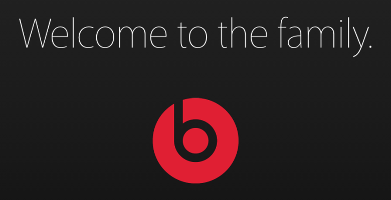 Apple welcomes Beats