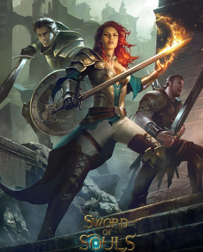 Sword of Souls is being created as a transmedia project by CMGE, Aristia, Silver Pictures, and DJ2 Entertainment