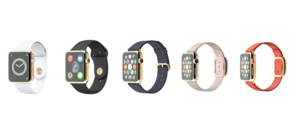 The Apple Watch, which has an NFC chip inside for mobile payments, could sent smartwatches toward the mainstream.