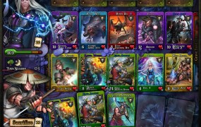 Battle Realms Legends card game