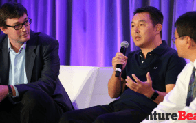 Tencent's Dan Brody and Steven Ma speak Tuesday at GamesBeat 2014.