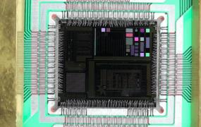Google DWave chip