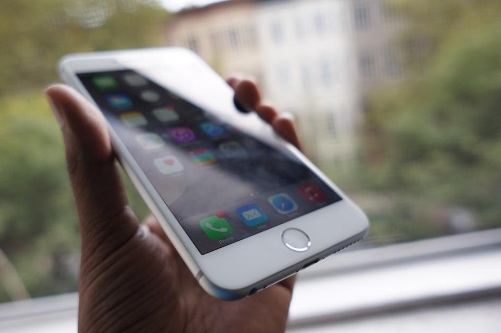 Apple's iPhone 6 Plus