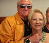 Mustang ranch owners Lance Gilman and Susan Austin.
