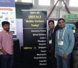 Mowares co-founders Kailash Chandrasekaran, Arjun (AJ) Subburaj and Kaviraj (co-founder Srivathsan Gk not pictured)