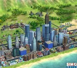 SimCity BuildIt in action for mobile.