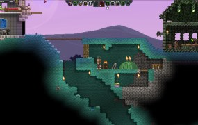 Starbound for the PC is still in development, but its developer has plenty of money to ensure it will finish the game.