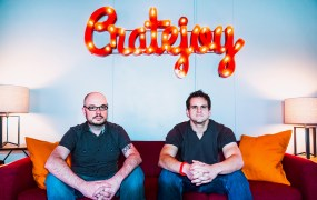 Cratejoy founders