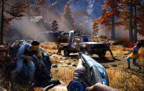 Far Cry 4 is one of Ubisoft's big digital successes.