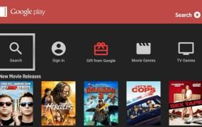 Google Play app Roku