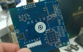 """An early look at the Helium Element PCB"""