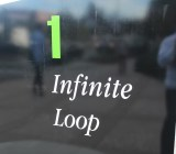 Apple's Infinite Loop headquarters