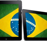 Brazil was second only to the U.S. in terms of Google Play downloads last quarter.