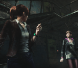 Claire Redfield and Moira Burton find themselves captured in an infected-filled prison in the Resident Evil: Revelations 2 demo.