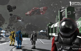 Space Engineers may get a big boost from its community of modders now that its source code is public.