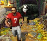 Colin Kaepernick of the 49ers in Temple Run 2