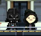 The pixellated villains of Tiny Death Star cried out and are suddenly silenced.