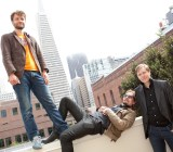 Unity founders Joachim Ante, Nicholas Francis, and David Helgason