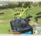 Valkyria Chronicles screen