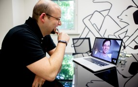 Video chat Envato Flickr