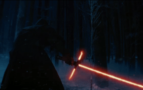 I mean check out this lightsaber, for reals