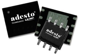 Adesto makes a new kind of memory chip.