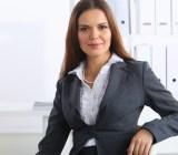 Businesswoman lenetstan Shutterstock