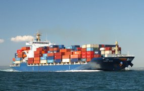 container-ship Docker
