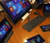 Dell's Android and Windows-based Venue tablets.