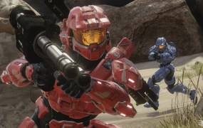 Halo: Master Chief Collection's Halo 2 multiplayer.