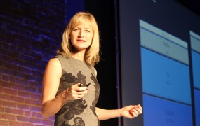 Jane Schachtel, head of mobile & technology, global vertical marketing at Facebook