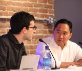 VentureBeat's Jordan Novet interviews Accel's Rich Wong at the Mobile First conference Thursday.