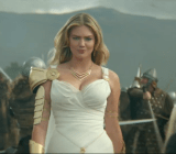 Kate Upton helped improve Game of War's conversion rate, which increased its DAUs and MAUs. But that probably brought down its ARPDAU.
