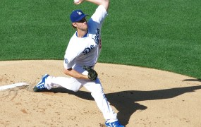 Cy Young award winner and National League MVP Clayton Kershaw knows how to pitch.