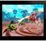 Skylanders Trap Team on the iPad.