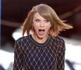 Taylor Swift shreds.