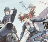 Valkyria Chronicles applies a heavy coating of Japanese art and storytelling to World War II.