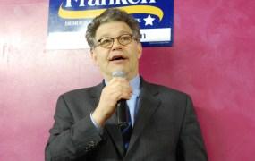 U.S. Senator Al Franken.