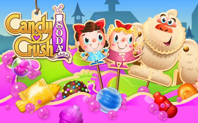 Candy Crush Saga now belongs to Activision.
